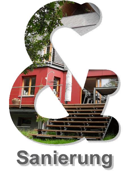 Holz und Haus Sanierung
