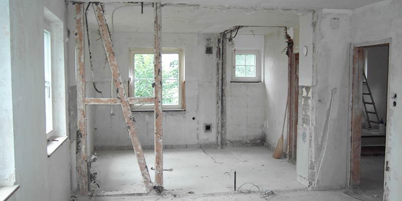 Favorit Komplettsanierung - Einfamilienhaus - Holz und Haus Würtingen MT19