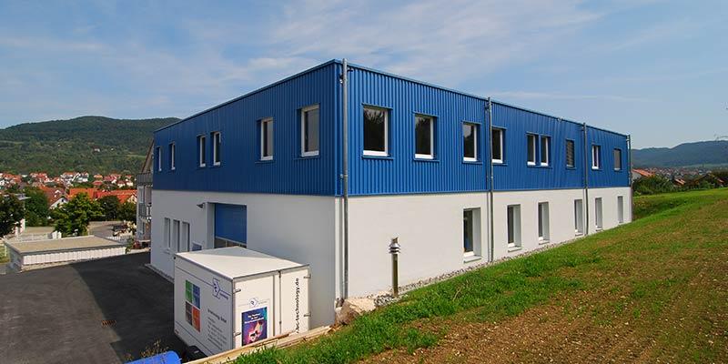 Neubau – Industriehalle