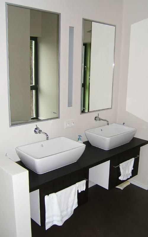 Holz und Haus Bad