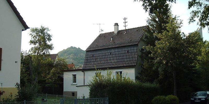 Sanierungen holz und haus w rtingen for Modernes haus elektrik